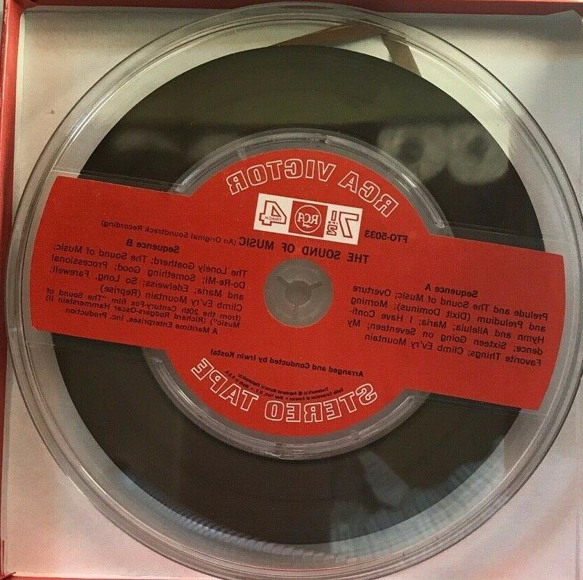 7-1/2ips Of Music Andrews Plummer Tape Guaranteed