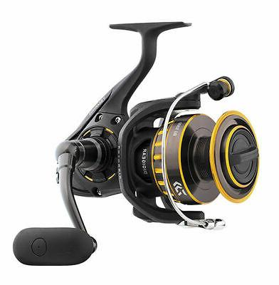 bg spinning reels black and gold series