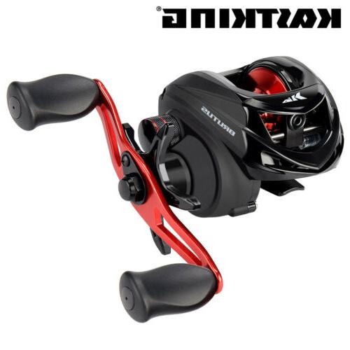 KastKing Brutus Baitcasting Reels 6.3:1 Low Profile Fishing