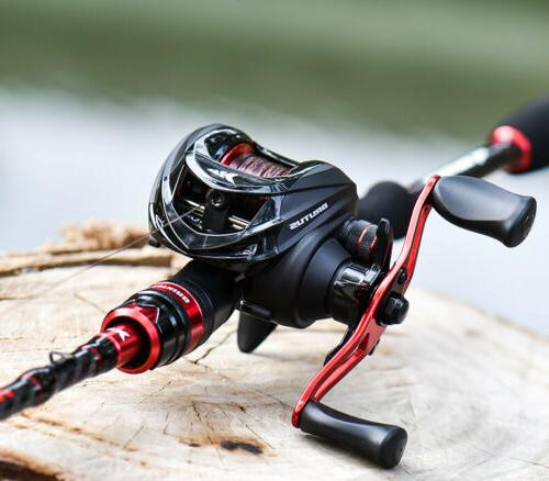 KastKing Baitcasting Reels 6.3:1 Profile Reels Magnetic Brake