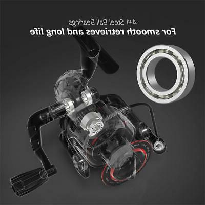 KastKing Brutus Spinning Lure Capacity Spool 17.5 LB