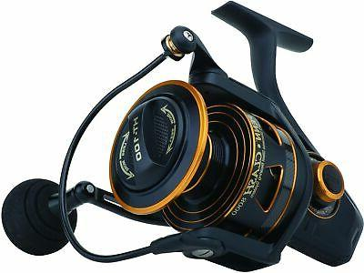 cla4000 clash spinning reel ambi 8bb 1rb