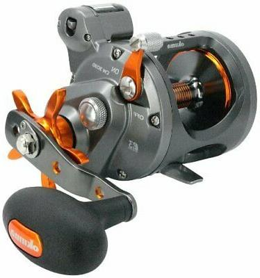 cold water linecounter reel