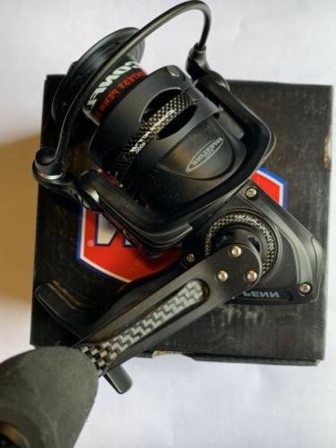 conflict ii 4000 saltwater spinning fishing reel