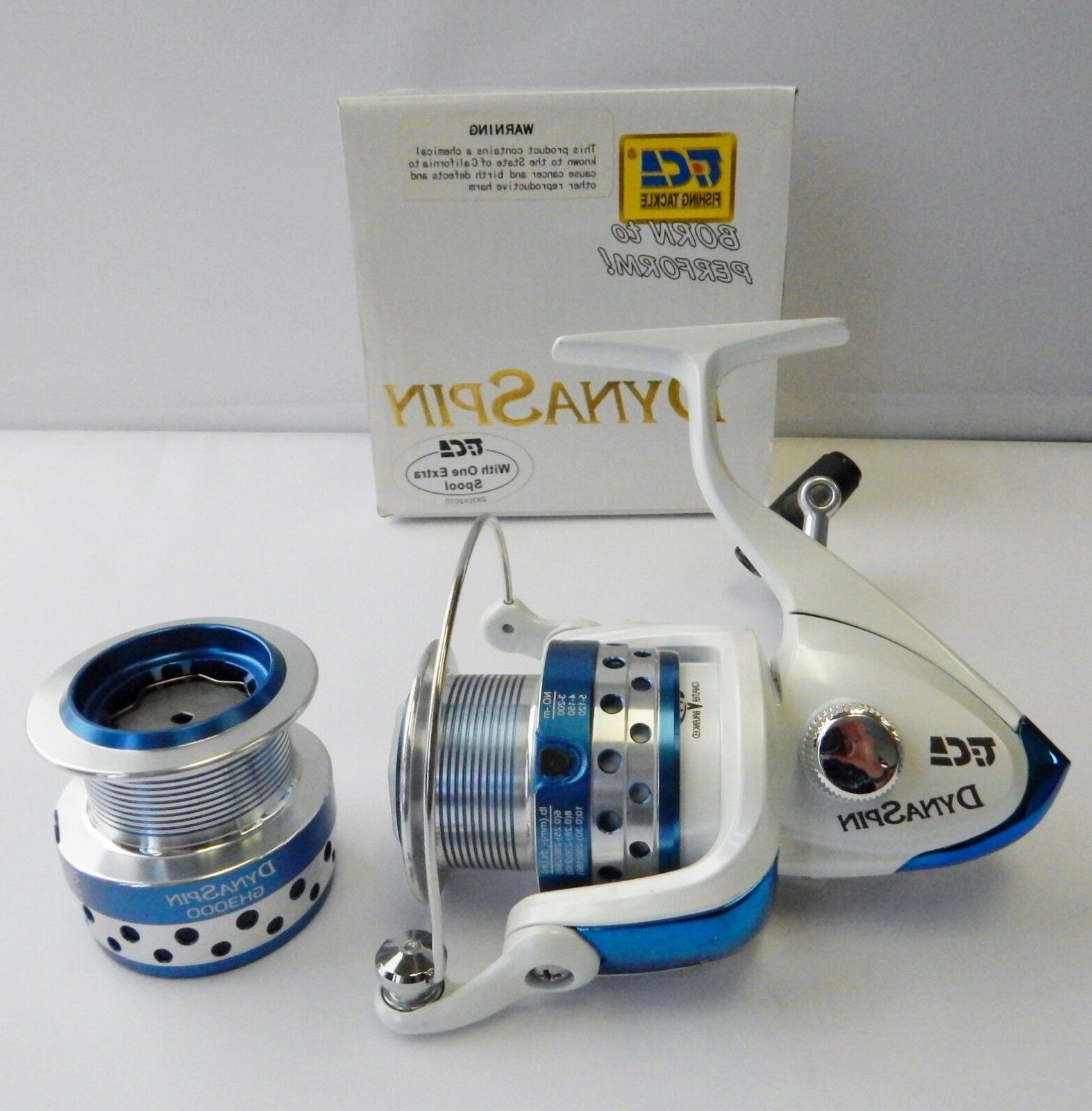 Tica Dynaspin 1500-4000 Spinning