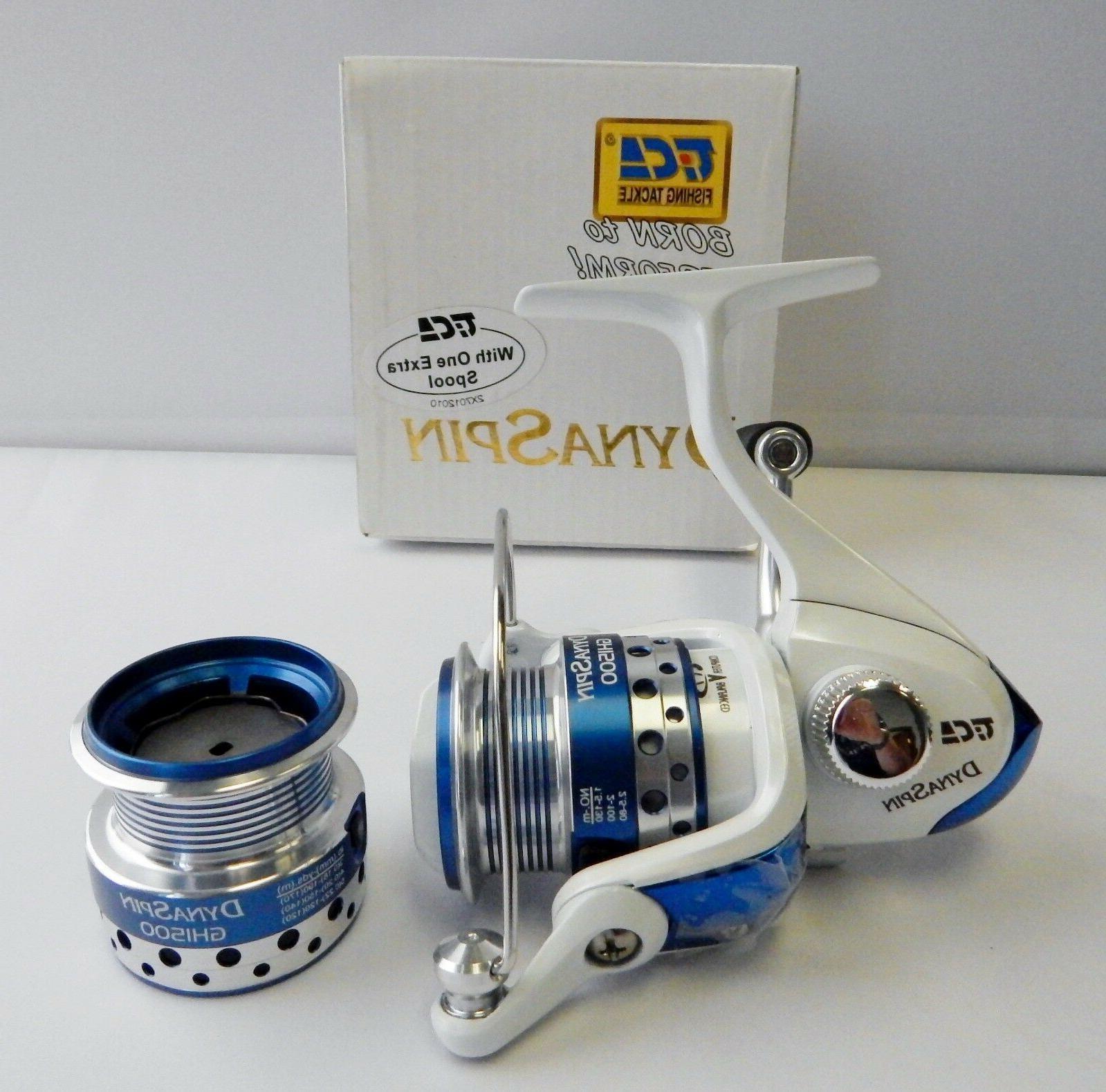 Tica Series 1500-4000 Reels