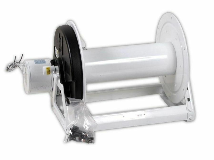 Hannay Electric Rewind Sprayer Hose Reel E1526-17-18RT - VIP