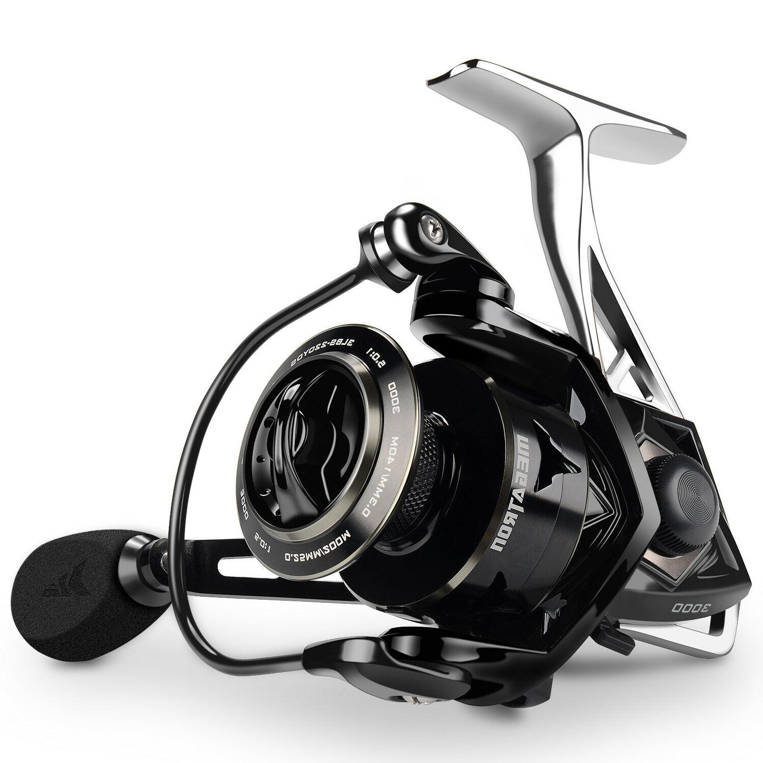 KastKing Saltwater Spinning Reel to 45 LB Carbon Drag