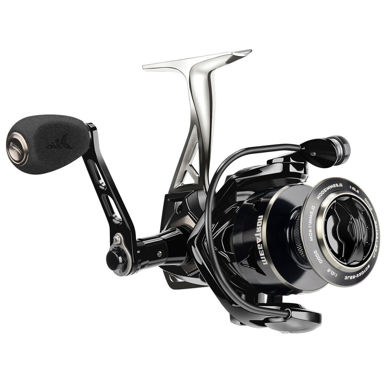 KastKing MegaTron Spinning Reel Great Freshwater&Saltwater S