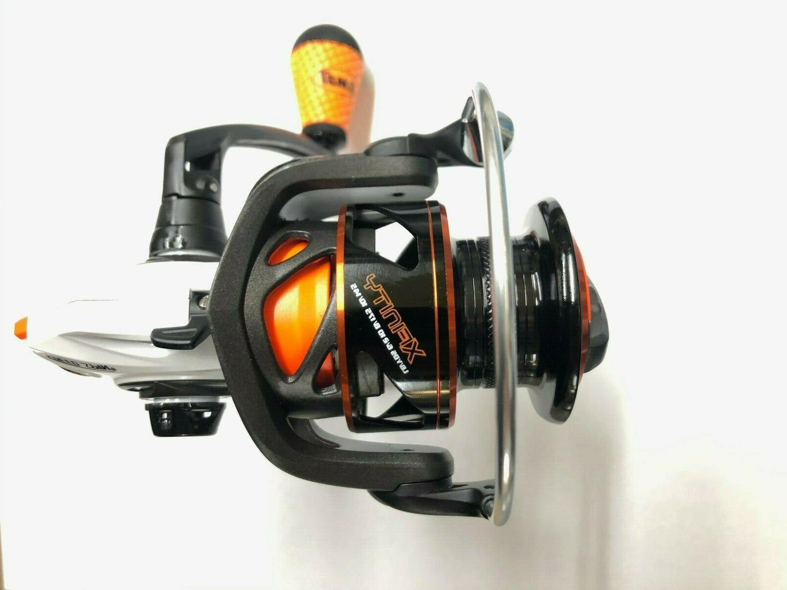 NEW Lew's Xfinity XSH30 Spinning Reel 8 Bearings