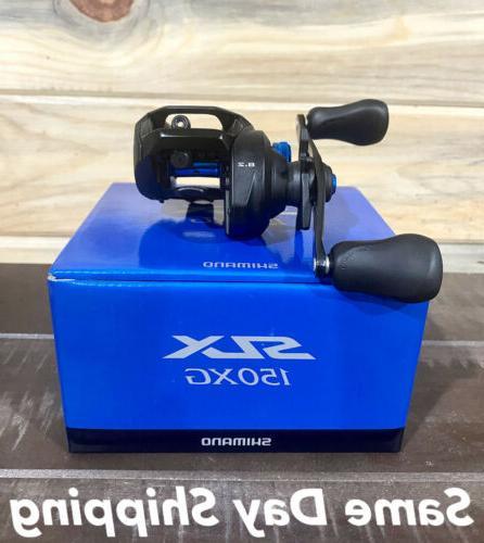 slx 150hg low profile baitcast reel 7