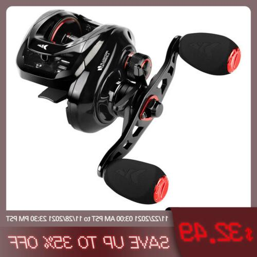 royale legend baitcasting fishing reel perfect low