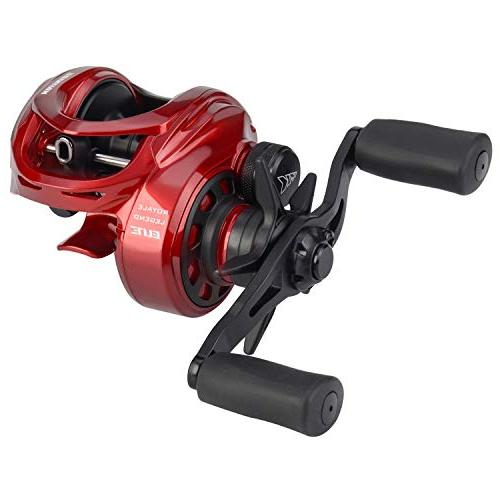 KastKing Royale Reels - Palm Ergo-Twist Opening, Wing Side Cover, 4 Gear Ratios, BB, Magnetic System Reel