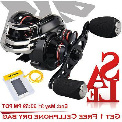 KastKing 12BB High Speed Reel Up to LB