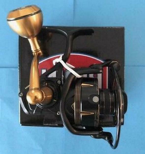 slammer iii spinning reel slaiii4500 4500 1403983