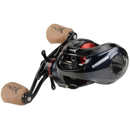 KastKing Spartacus Plus Reel Freshwater Fishing Rubber