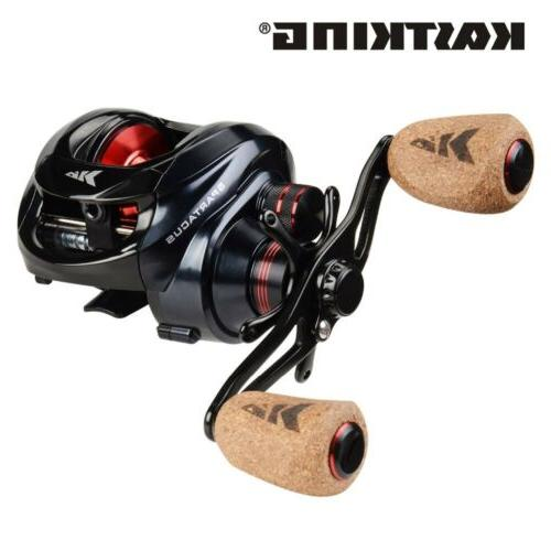 spartacus plus baitcasting reel freshwater fishing rubber