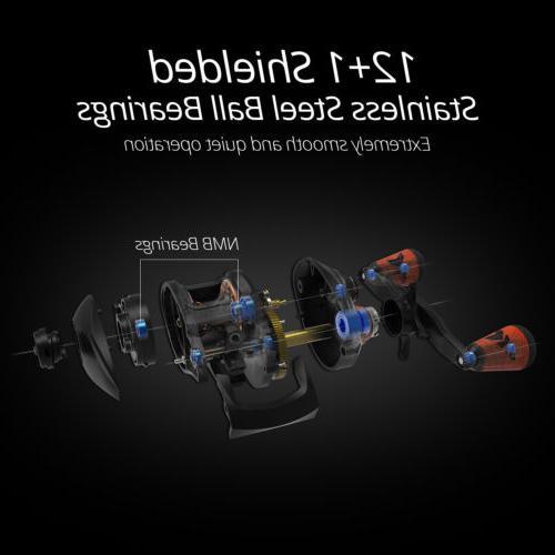 KastKing Speed Pro Baitcasting Reel 9.3:1 Ratio Fishing Reels