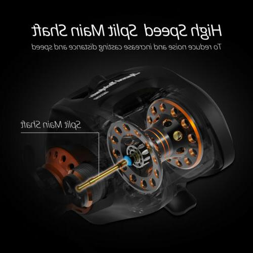 KastKing Baitcasting Reel Freshwater Fishing