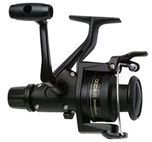 spin reel clam