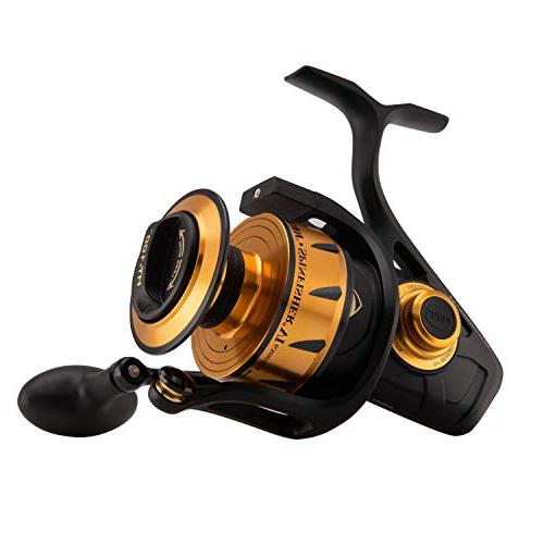 spinfisher vi 6500bls spinning fishing