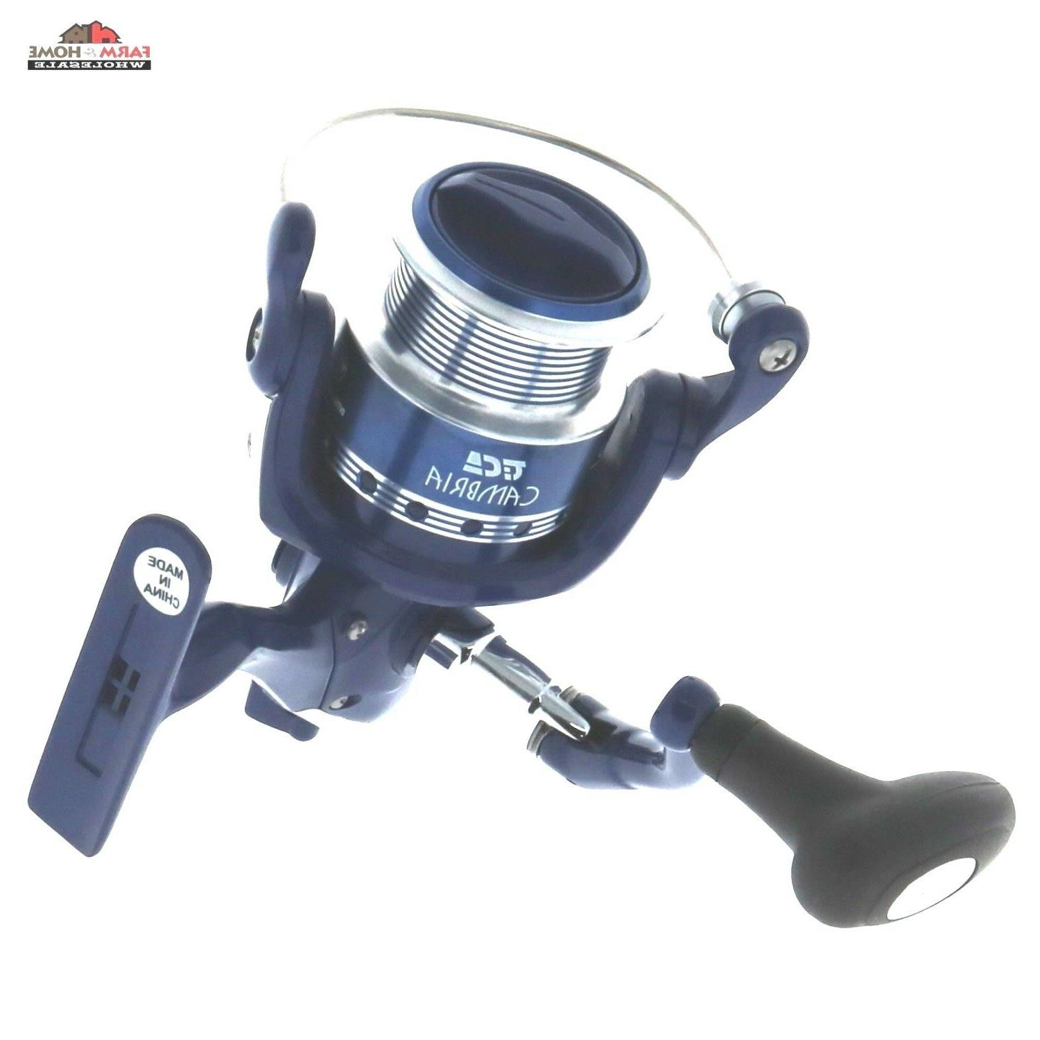 spinning reel cambria lz2000