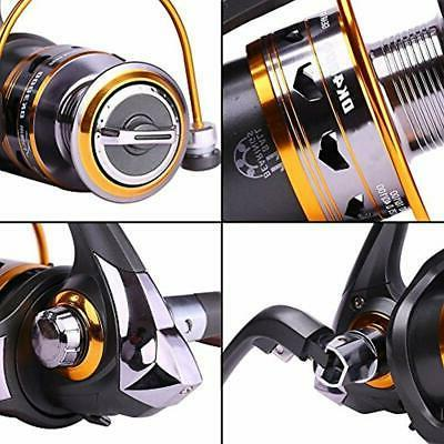 Spinning Reels Fishing 11BB For Inshore Rock Freshwater Saltwater