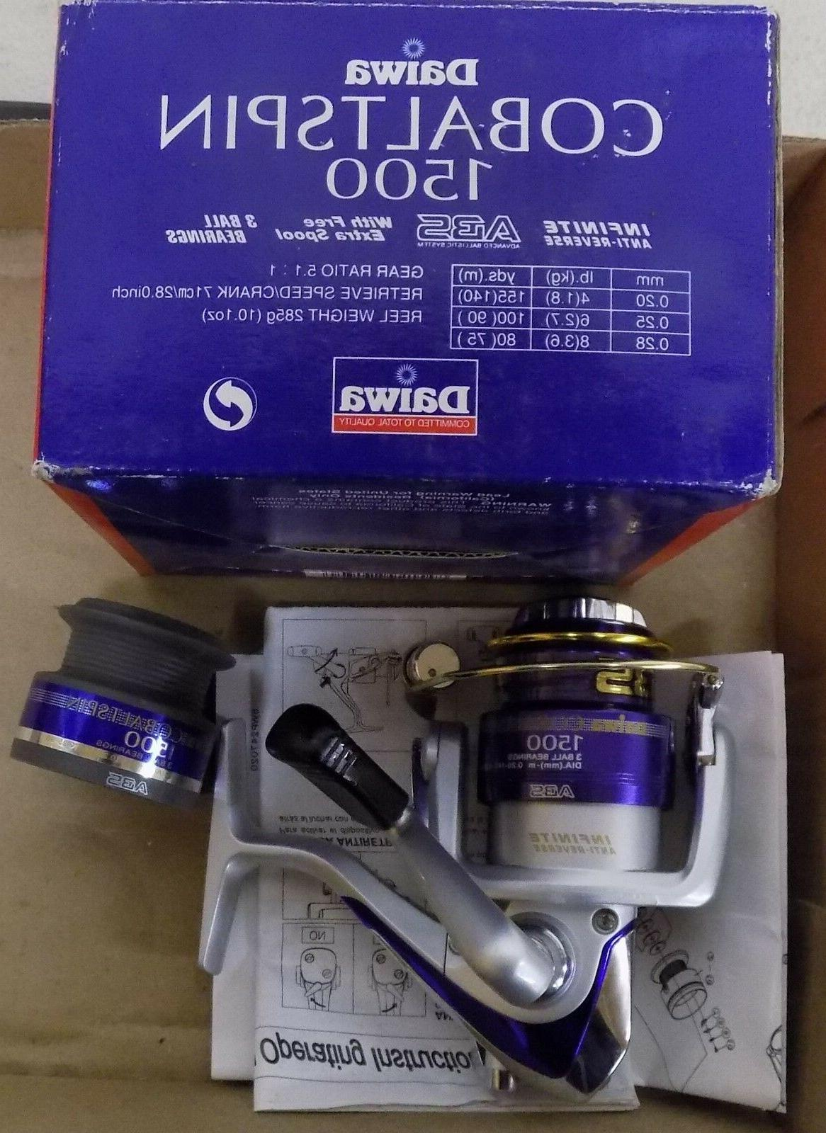 spinning reels select one some vintage nib