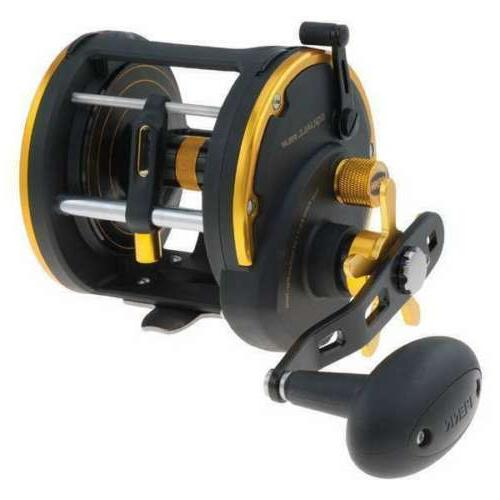 squall 30lw level wind reels