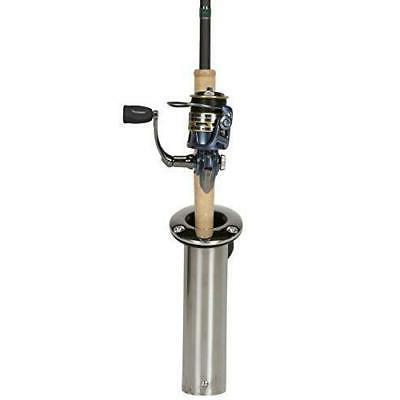 stainless steel flush mount rod