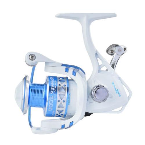 KastKing Spinning Fishing Reel Light Weight Ultra Smooth