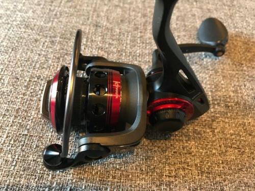 throttle th10 spinning reel 5 3 1