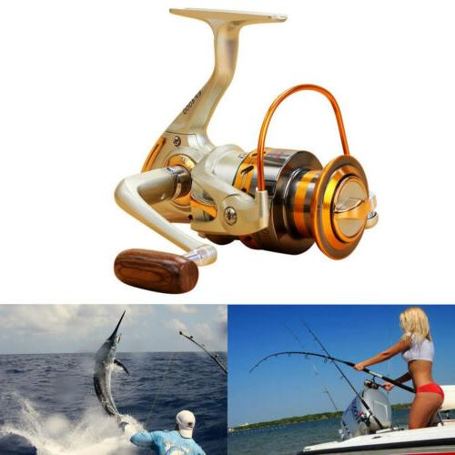 Left/Right Interchangeable 12BB Ball Bearing Freshwater Fish