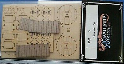 wooden cable reelss kit 4kits mcz13003 nos
