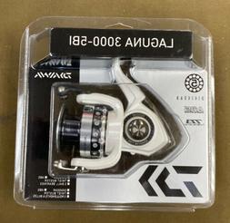 Daiwa Laguna 5BI Spinning Reel 3000 LAGUNA3000-5BI-CP