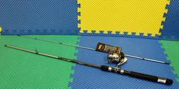 "Lew's Laser XL Speed Spinning Stick Combo 7' 0"" Rod Medium L"