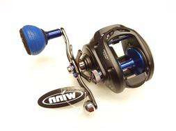 Daiwa LEXA TYPE-WN 7.1:1 Baitcast Right Hand Power Handle Re