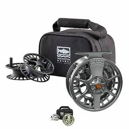 Waterworks Lamson Liquid 3-Pack-Full Reel and 2 Spare Spools