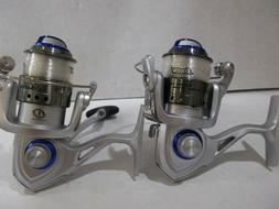 Lot of 2 Shakespeare ULP30 spinning reels new off combos