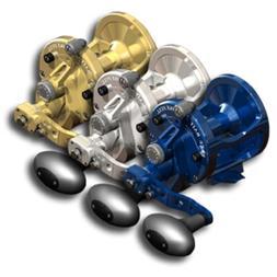 Avet LX 4.6 Lever Drag Casting Reels Blue
