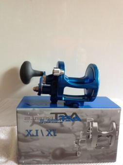 Avet LX6.0 G2 Lever Drag Blue In Color