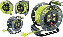 Masterplug Extension Cord Reels and Accessories 3 Year Warra