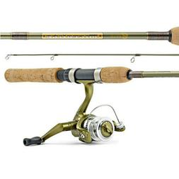 South Bend Microlite Ultralight Spinning Combo