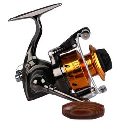 Goture Mini Fishing Reel Metal Spool Ultra Light Small Spinn