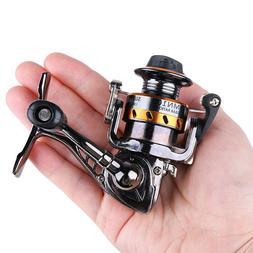 Goture Mini Spinning Reel Metal Spool Small Winter Ice Fishi