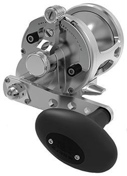 Avet MXL5.8 MC G2 Silver Lever Drag Casting Reel
