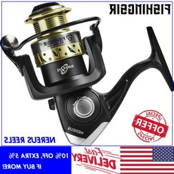 FISHINGSIR NEREUS Spinning Reel Spinning Fishing Reels Water