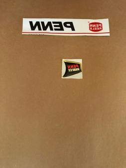 New Penn 9500ss Emblem/Decal #237-9500ss Made in USA