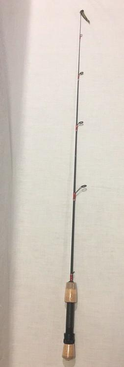 """NEW FRABILL BRO SERIES ICE FISHING POLE 36"""" QUICK TIP ROD"""