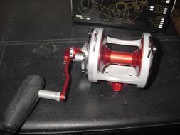 New in box Avet Blem Fishing Reel HXW5/3 RAPTOR MC CAST 3 sp